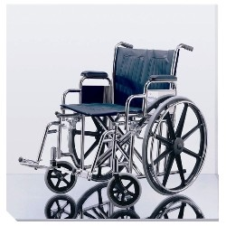 Excel Extra-Wide Wheelchairs