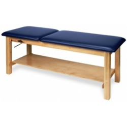 Armedica AM-616 Treatment Table With Adjustable Backrest