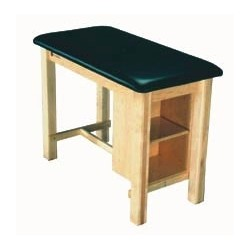 Armedica Taping Table with End Shelf