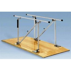Bailey Adjustable Height Single Operator Parallel Bars