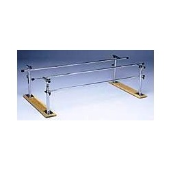 Bailey Folding Parallel Bars - Wood Base