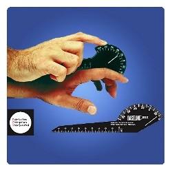 Baseline 180 Degrees Digit Goniometer