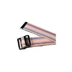 Bird & Cronin Striped Walking Belt