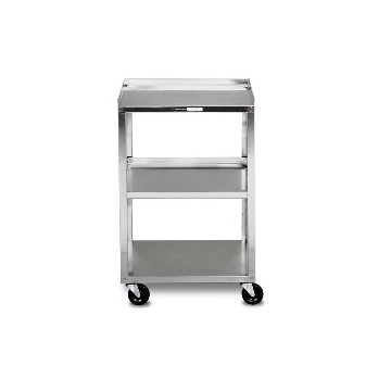 Chattanooga MB-T Stainless Steel Cart