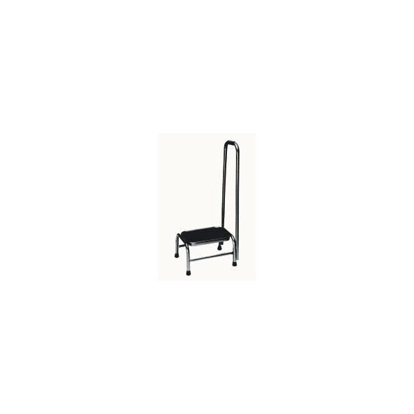 Foot Stool With Handrail Medsource Usa Physical