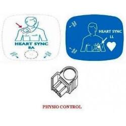 Heart Sync Physio Control Defib Electrodes
