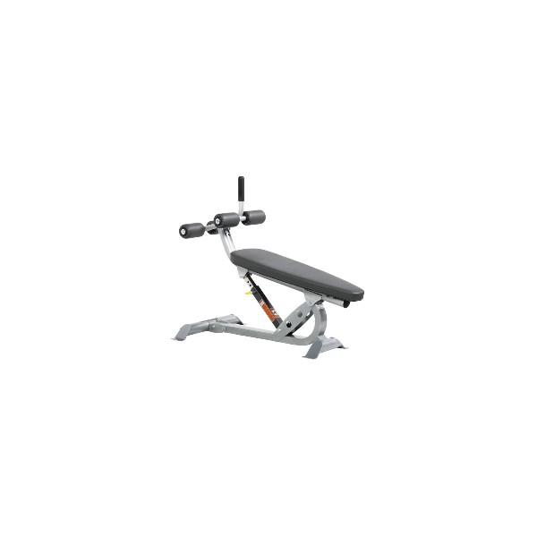 Hoist Adjustable Ab Bench Medsource Usa Physical Therapy Rehabilitation Exercise Equipment