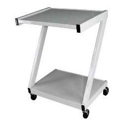 Ideal 2 Shelf Equipment Cart