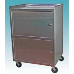 Ideal Dual Cabinet Cart