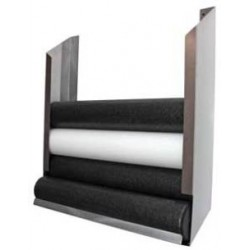 Ideal Foam Roll Wall Storage Rack