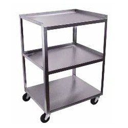 Ideal Stainless Utility Cart