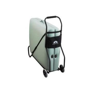 Oakworks Portable Massage Table Cart