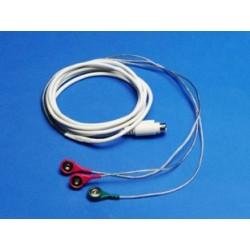 Prometheus 6' Electrode Lead Wire Set