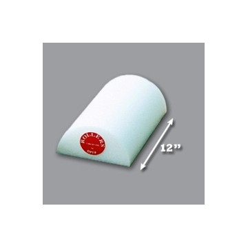 Standard Half Round Foam Rollers