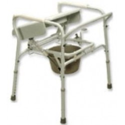 Uplift Commode Assist self-powered, lifting commode chair