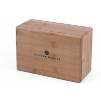 Dynatronics Bamboo and Cork Yoga Blocks
