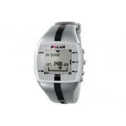 Polar FT4 , FT4 HR Monitor, Silver/Black