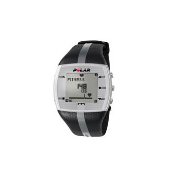 Polar FT7 - Fitness Companion, HR Monitor, Black/Silver