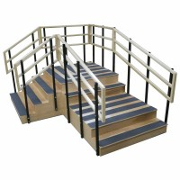 Bailey Bariatric Training Stairs