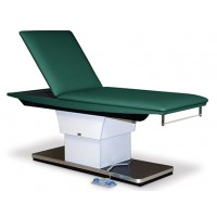 Hausmann Powermatic Table with Gas-Spring Backrest