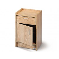 Hausmann Stationary/Mobile Cabinet