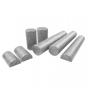 Standard Silver Foam Rollers