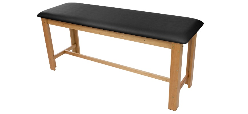 H-Brace Exam Table