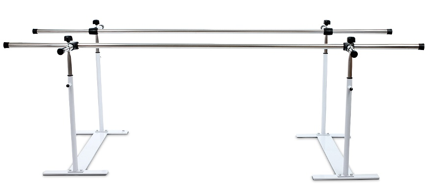 Classic Stainless Steel Parallel Bars